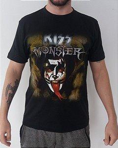 Camiseta Kiss - Monster