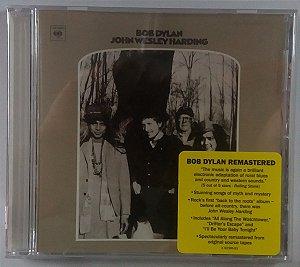 CD Bob Dylan - John Wesley Harding
