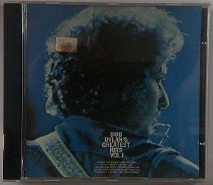 CD Bob Dylans - Greatest Hits