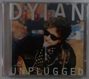CD Bob Dylan - Unplugged