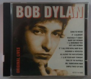 CD Bob Dylan - Original Lives