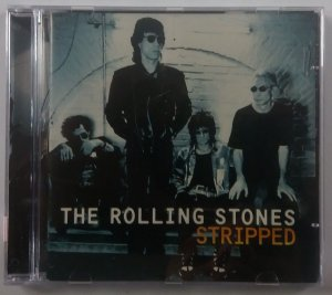 CD The Rolling Stones - Stripped