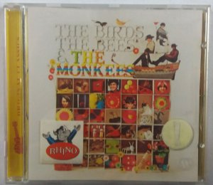 CD The Monkees - The Birds, The Bees & The Monkees
