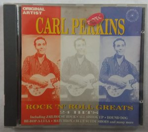 CD Carl Perkins - Rock 'n' Roll Greats