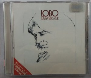 CD Lobo - Just A Singer