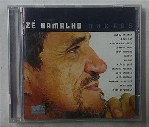 CD Zé Ramalho - Duetos