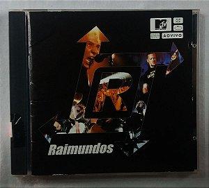CD Raimundos - MTV ao Vivo - Duplo