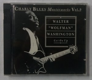 CD Charly Blues Masterworks, Volume 9 - Get on Up