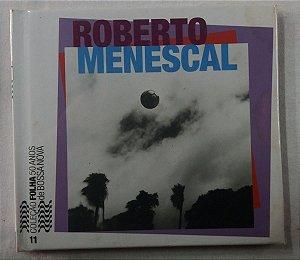 Cd Roberto Menescal Coleção Folha 50 Anos Bossa Nova Vol 11