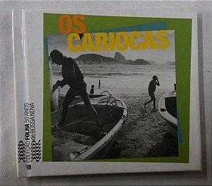 CD Os Cariocas - Coleção Folha Sp 50 Anos Bossa Nova vol 18