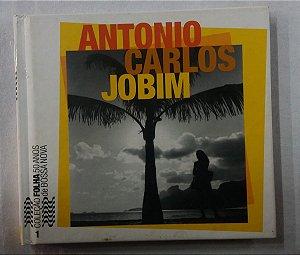 CD Antonio Carlos Jobim Coleção Folha Sp 50 Anos Bossa Nova vol 1