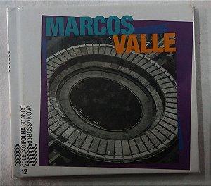 CD Marcos Valle -  Coleção Folha Sp 50 Anos Bossa Nova vol  12
