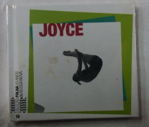 CD Joyce - Coleção Folha Sp 50 Anos Bossa Nova vol 19