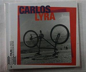 CD Carlos Lyra  - Coleção Folha Sp 50 Anos Bossa Nova vol 5
