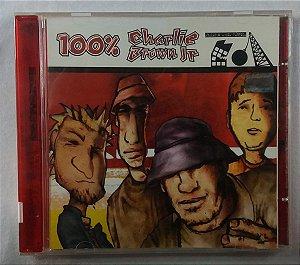 CD 100% Charlie Brown Jr. - abalando a sua fábrica