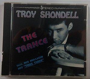 CD Troy Shondell - The Trance - Importado