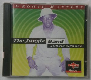 CD The Jungle Band - Jungle Groove