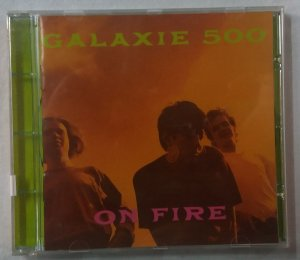 Cd Galaxie 500 -  On Fire
