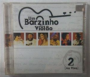 CD Um Barzinho, Um Violão - Ao Vivo