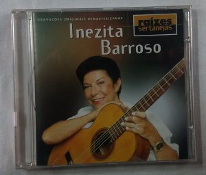 CD Inezita Barroso - Raízes Sertanejas