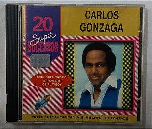 CD 20 Super Sucessos: Carlos Gonzaga
