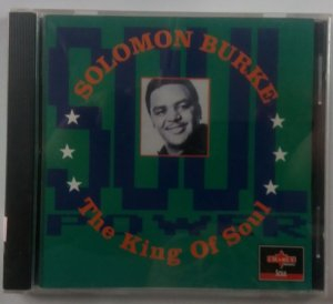 CD Solomon Burke - The King Of Soul
