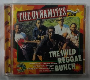 CD The Dynamites - The Wild Reggae Bunch
