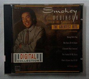 CD Smokey Robinson - The Greatest Hits