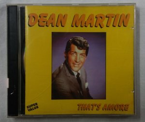 CD Dean Martin - That's Amore