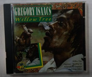 CD Gregory Isaacs - Willow Tree