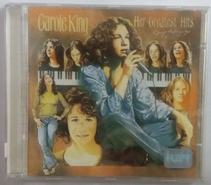 CD Carole King – Her Greatest Hits (Songs Of Long Ago)
