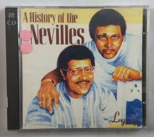 CD The Nevilles ‎– Legacy (A History Of The Nevilles) Duplo
