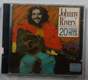 CD Johnny Rivers - 20 Greatest Hits