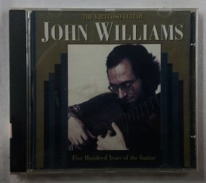 CD John Williams - Virtuoso Guitar