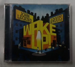 Cd - John Legend & The Roots - Wake Up!
