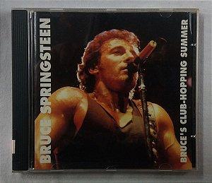 CD Bruce Springsteen - Bruce's Club-Hopping Summer