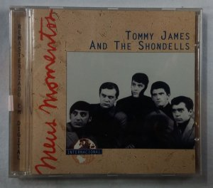 Cd Tommy James And The Shoundells - Meus Momentos