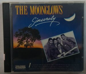 Cd The Moonglows - Sincerely