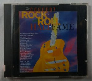 CD The Concert For The Rock And Roll Hall Of Fame