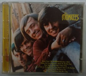 Cd The Monkees - Importado