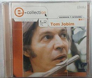 Cd Tom Jobim Sucessos E Raridades - Duplo
