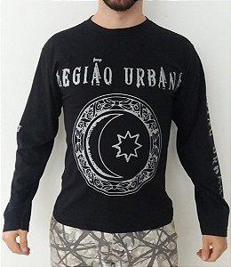 Camiseta Manga Longa - Legião Urbana - V