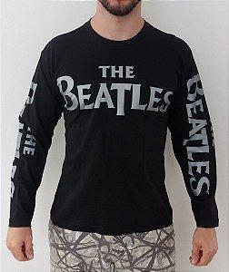 Camiseta Manga Longa - The Beatles