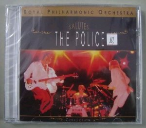 Cd Salutes The Police - Royal Philharmonic Orchestra