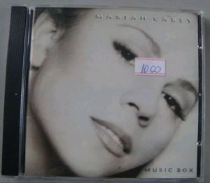 Cd Mariah Carey - Music Box