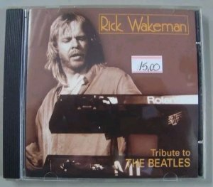 Cd Rick Wakeman - Tribute To The Beatles