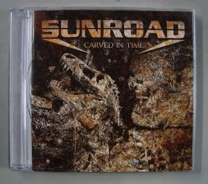 Cd Sunroad - Carved In Time
