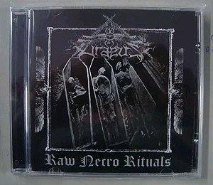 Cd Uraeus - Raw Necro Rituals