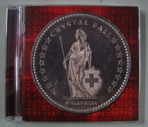 Cd Crystal Ball - Hellvetia - Novo - Lacrado