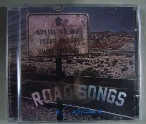 Cd Road Songs Collection